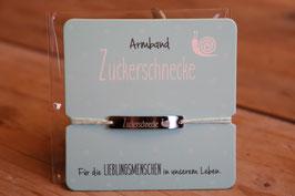 """Armband """"Zuckerschnecke"""""""