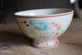 """GreenGate Soup bowl """" Donna white """""""