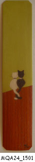 Marque-page Chats - 24x5
