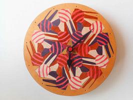Pendule Poissons façon Escher