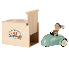 Mouse Car with Garage(Vorbestellung/Lieferung ab Anfang November 2020)