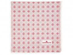 Napkin with lace Harper pale pink  (Vorbestellung Lieferung ab KW40)