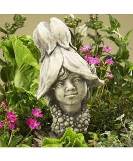 Blumenkind Abutilon Junge