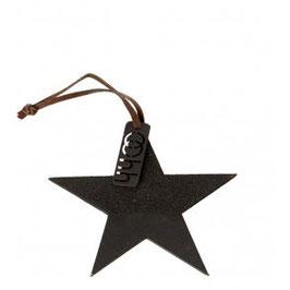 Ornament Star half sanded