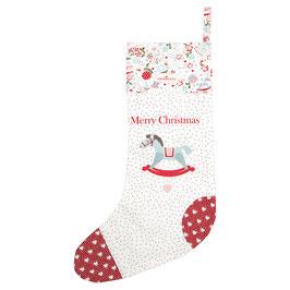 Stocking Merla white