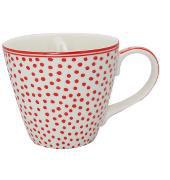 Mug Dot white
