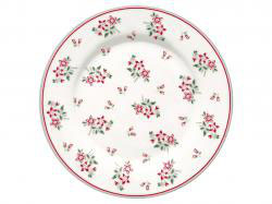 Plate Avery white