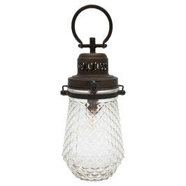 Lampe GreenGate Cross clear