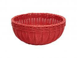Bread basket red medium