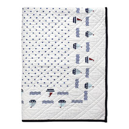 Kids Bed Cover Noah white