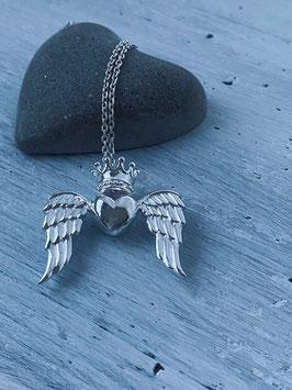Herz mit Flügel *cuor*
