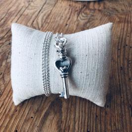 Schlüssel mit Herz *cuor*