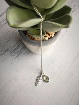 Halsketten-Set Feder *penna*