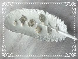 Silberanhänger *argient*