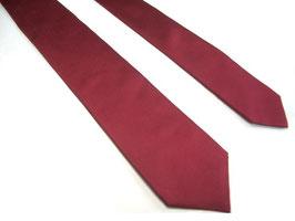 ネクタイの幅詰め やや細めタイプ 大剣幅 約7センチ