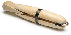 Ringkloben aus Holz