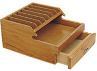 Werkzeug Regal, Holz