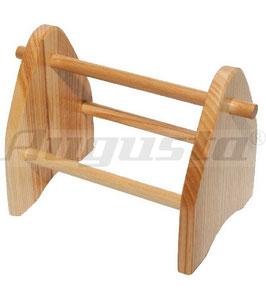 Zangenständer, Holz