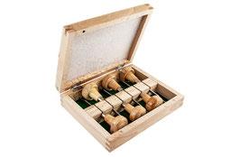 Gravierstichelset in Holzbox