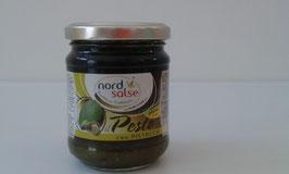 Pesto al Pistacchio (Pesto aus Pistazien)