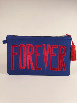 CLUTCH FOREVER, blue