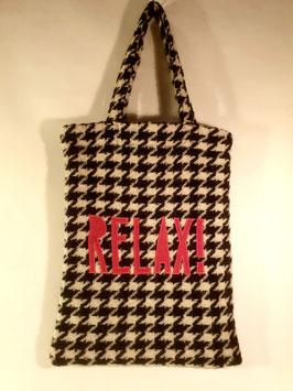 Shopper RELAX!, Wool pepita