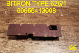 VERROU DE PORTE LAVE-LINGE : BITRON TYPE 626/1 50655413008