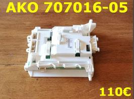 CARTE DE PUISSANCE LAVE-LINGE : AKO 707016-05