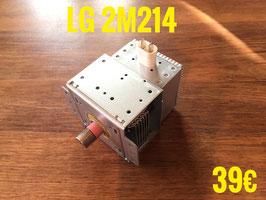 MAGNÉTRON FOUR MICRO-ONDES : LG 2M214