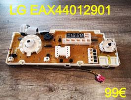 CARTE DE COMMANDE LAVE-LINGE : LG EAX44012901