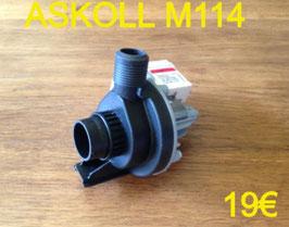 POMPE DE VIDANGE : ASKOLL M114