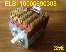 PROGRAMMATEUR LAVE-LINGE : ELBI 16000690303