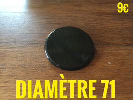 CHAPEAU DE BRULEUR : DIAMÈTRE 71
