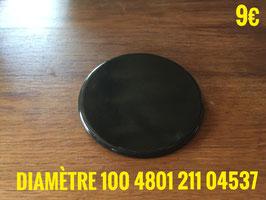 CHAPEAU DE BRULEUR : DIAMÈTRE 100 4801 211 04537