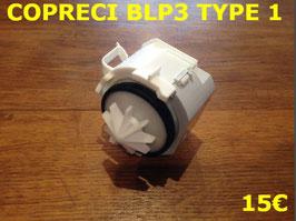 POMPE DE VIDANGE : COPRECI BLP3 TYPE 1