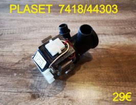 POMPE DE VIDANGE : PLASET 7418/44303