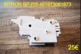 VERROU DE PORTE LAVE-LINGE : BITRON BP-P/5 461973081873