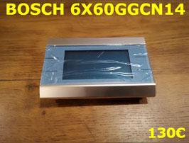 AFFICHEUR DE FOUR : BOSCH 6X60GGCN14