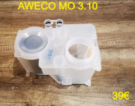 ADOUCISSEUR BAC A SEL : AWECO MO 3.10