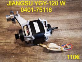 MOTEUR SÈCHE-LINGE : JIANGSU YGY-120 W 0401-75116