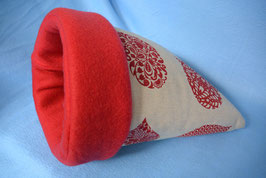 "Kuschelsack ""Red Heart"""