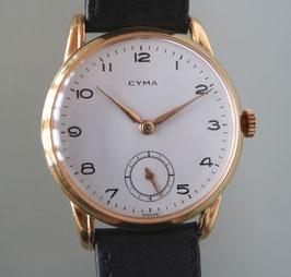 Cyma Handaufzug, Swiss Made, 40er Jahre