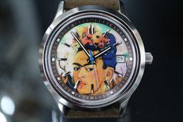 Edouard Lauzières - Limitierte Edition - Frida - Automatik mit Datum