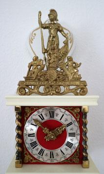 Zaanse Clock der Marke United Clocks Amsterdam, Holland, von 1975