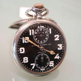 Birch & Gaydon London Taschenuhrwecker (WWI) / Uhrwerk von Zenith