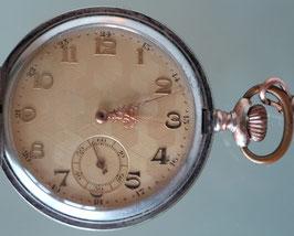 Taschenuhr Nr. 17-059 - Silber, mit Schutzdeckel