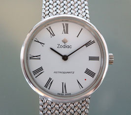 Zodiac Astroquartz Armbanduhr, Swiss Made