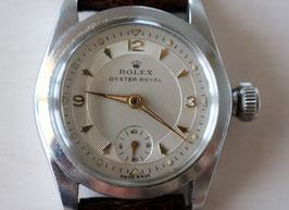 Rolex Oyster Royal Handaufzug Stahl - Damen - Jahrgang 1946