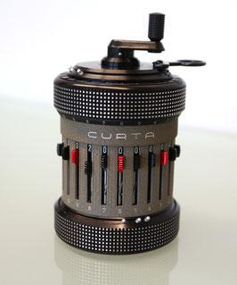 Curta II, Nr. 561337, Jahrgang 1971 - 1 Jahr Garantie