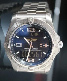 Breitling Aerospace Avantage Chronometer in Titan, 2016